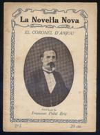*El Coronel D'Anjou* Ed. La Novel.la Nova Nº 70. 32 Pags. Meds.: 132 X 185 Mms. - Sin Clasificación