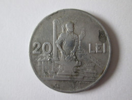 ROMANIA 20 LEI 1951 COIN - Rumänien