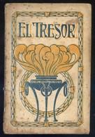*Josep Morató. El Tresor* 104 Pags. 2 Fotos B/n. Meds.: 120 X 185 Mms. - Documentos Antiguos