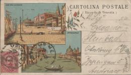 1891 - VENEZIA, Gute Zustand, 2 Scan - Venezia (Venice)