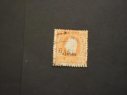 ACORES - 1882/4 LUIS  80 R. (lievi Difetti) - TIMBRATO/USED