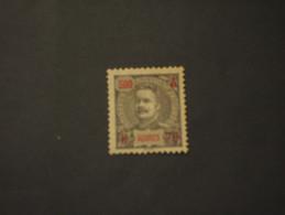 ACORES - 1906 CARLOS 500 R. - NUOVO(+)
