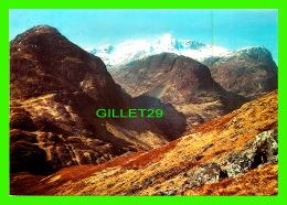 GLENCOE, SCOTLAND  - THE THREE SISTERS OF GLENCOE - JARROLD No CKSG 15 - - Ecosse