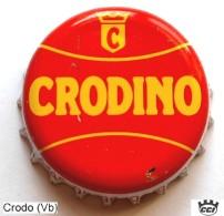 Kronkorken, Bottle Cap, Capsule, Chapas CRODINO - Capsules & Plaques De Muselet