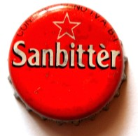 Kronkorken, Bottle Cap, Capsule, Chapas SANBITTER - Altri