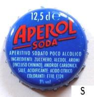 Kronkorken, Bottle Cap, Capsule, Chapas APEROL - Capsules & Plaques De Muselet