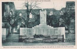 CPA  De  ETAIN  (55)  -  Monument Commémorant Les 112 Enfants Tués Pendant La Guerre Et 19 Civils Fusillés   //  TBE - Etain