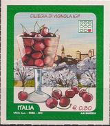 "2015 Italien Mi. 3799 **MNH   : Kirschsorte ""Moretta Di Vignola - 6. 1946-.. Republik"