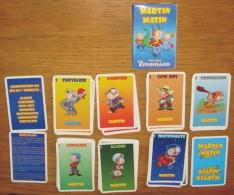 Jeu De Cartes 7 Familles Martin Matin + Boîte - Cartes à Jouer
