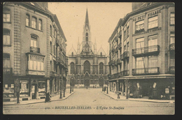 +++ CPA - Bruxelles - IXELLES - ELSENE - L'Eglise St Boniface - Henri Georges   // - Ixelles - Elsene