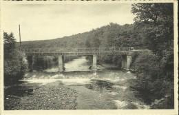 Membach -- Pont Sur La Vesdre.    (2 Scans) - Baelen