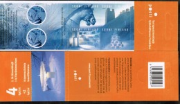 2006 Finland Booklet: Art Of Snow  MNH.