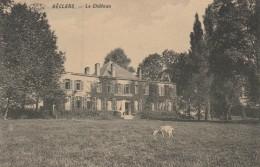 BECLERS (lez-Tournais) ,le Chateau - Tournai
