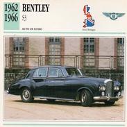 """Auto Da Collezione """"Bentley  1962   S3"""" (Gran Bretagna) - Motori"""