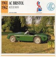 """Auto Da Collezione """"AC Bristol  1961   Ace Le Mans"""" (Gran Bretagna) - Motori"""