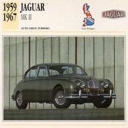 """Auto Da Collezione """"Jaguar  1959   MK 11"""" (Gran Bretagna) - Motori"""