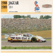 """Auto Da Collezione """"Jaguar  1988   XJR-9"""" (Gran Bretagna) - Motori"""