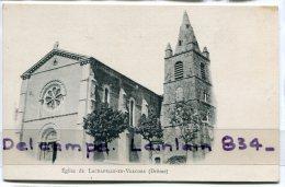 - Eglise De LACHAPELLE En Vercors - ( Drôme ), Précurseur, Non écrite, TBE, Scans. - Frankreich