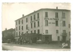 63 - RIOM - Hôtel De France - Avenue De Clermont Ferrand - Riom