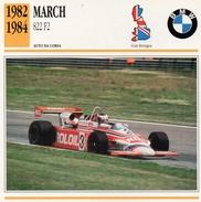 """Auto Da Collezione """"March  1982   822 F2"""" (Gran Bretagna) - Motori"""