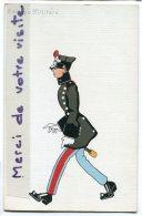- Militaria - Uniforme Italien - Collegio Militare, Super état, Splendide, Très épaisse, Non écrite, TBE, Scans. - Uniformi
