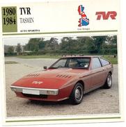 """Auto Da Collezione """"TVR  1980   Tasmin"""" (Gran Bretagna) - Motori"""