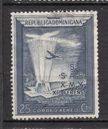 République Dominicaine, Dominican Republic, Phare De Colon, Lighthouse, Airmail, Avion, Plane