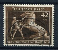 98297) DEUTSCHES REICH # 699 Gestempelt Aus 1939, 32.- € - Germania