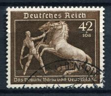 98298) DEUTSCHES REICH # 699 Gestempelt Aus 1939, 32.- € - Deutschland