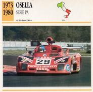 """Auto Da Collezione """"Osella 1973  Serie PA"""" (Italia) - Motori"""