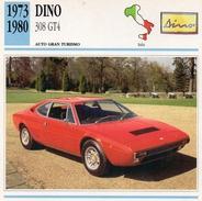 """Auto Da Collezione """"Dino 1973  308 GT4"""" (Italia) - Motori"""