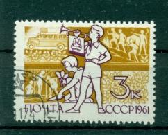 Russie - USSR 1961 - Michel N. 2493 - Journée Internationale Des Enfants