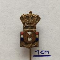 Badge (Pin) ZN003473 - Ship (Schiff / Boat) Koninklijke Marine (Royal Netherlands Navy) - Boten