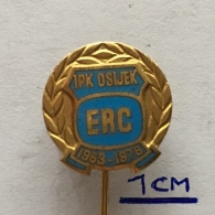 Badge (Pin) ZN003504 - IPK Osijek Croatia (Food) - Food