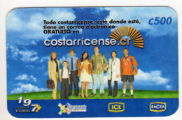 COSTA RICA RECHARGE ICE 05/2002 - Costa Rica