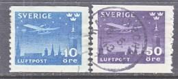 SWEDEN  C 6-7   (o)   AERO