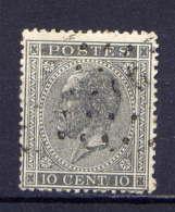 Belgien Nr.14 D         O  Used       (418)
