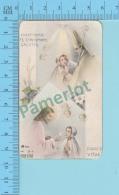 Image Religieuse - Souvenir De Profession De Foi   - 2 Scans - Images Religieuses