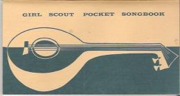 Girl Scout Pocket Songbook - Enfants