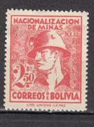 Bolivie, Bolivia, Mineur, Nationalisation Des Mines, Mines Nationalization, Minéraux, Minerals