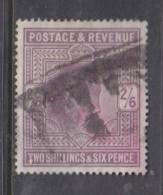 Great Britain, Edward VII, 2/6 Used