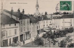 Bayon Place De Lorraine - France