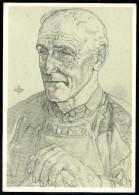 7433 - Alte Künstlerkarte - Trachten Altbauer Aus Dem Ries - W. Willrich - VDA  - P 14 Nr. 36 - Illustrators & Photographers