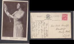 Jose Collins, Film Actress,  Photo, Used - Actors