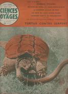 1949 - Revue Sciences Et Voyages N 44 - Thème  TORTUE CONTRE SERPENT - MONNAIES AFRICAINES - Histoire