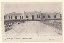MAROC TAZA La Nouvelle Gare - Marruecos