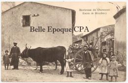 63 - Laps / Entrée De MONTFLEURY - Environs De Clermont +++ V. P., Paris, #12 +++ 1910 ++++ Attelage - Otros Municipios