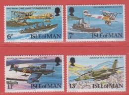 1978 ** (sans Charn., MNH, Postfrish)  Vliegtuig, Avion, Airplane, Flugzeug  Yv 115/8  Mi 118/21