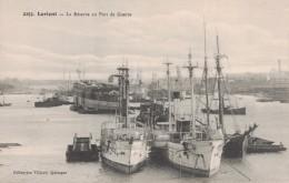 LORIENT -56- LA RESERVE AU PORT DE GUERRE - Lorient