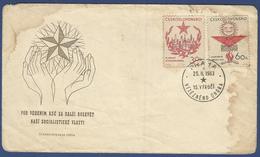 CZECHOSLOVAKIA MNH 1963